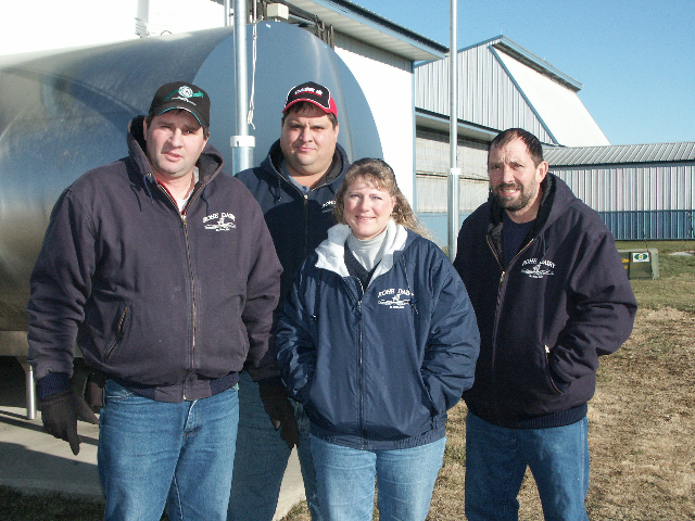 Rohe Dairy partners